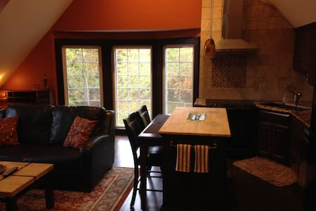 Beautiful upscale guest house! - Overland Park