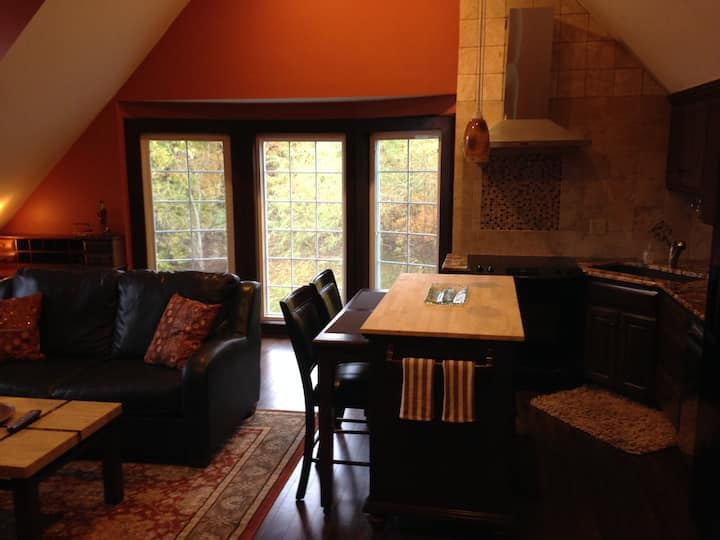Beautiful upscale guest house South Overland Park