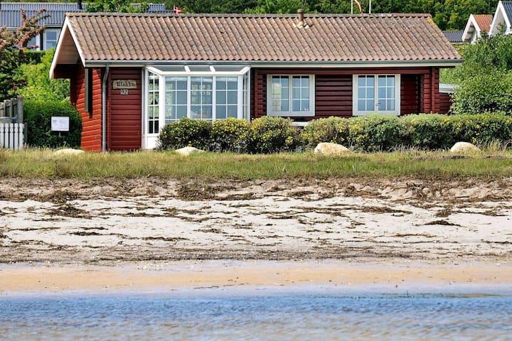 Modern Holiday Home in Bjert Near Beach