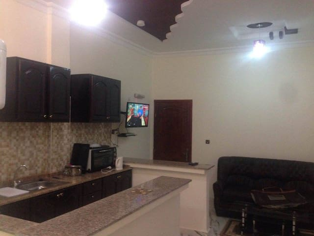 charmant studio  au coeur de tarfaya - Tarfaya - Apartment