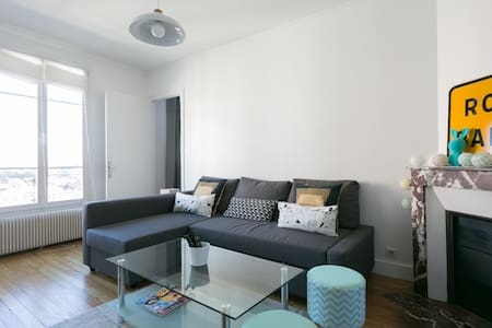 Appartement cosy 4 personnes
