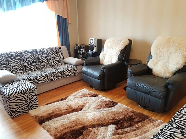 Comfortable flat near the center - Helsinki - Wohnung