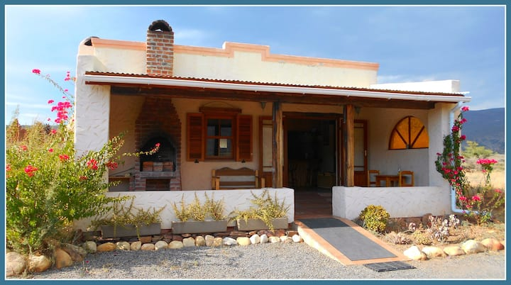 Klein Karoo Valley Luxury Cottage