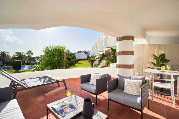New Modern Apartment in Jardines de Calahonda