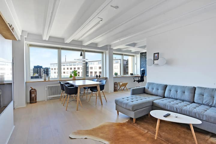Cozy apartment in central Aalborg!