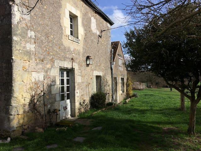 La Petite Maison proche de Villandry - Savonnières - House