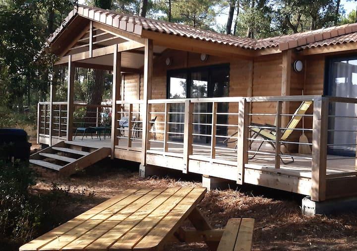 Chalet La Lande résidence écolabel Green Resort 4*