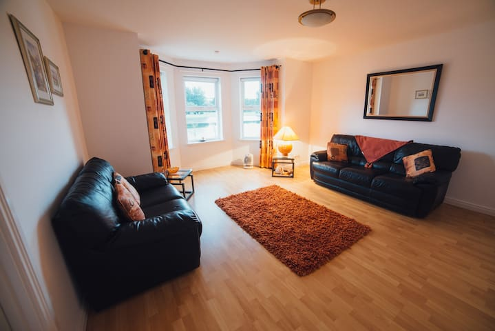 Beautiful North Coast Riverside Apt - Coleraine - Apartament