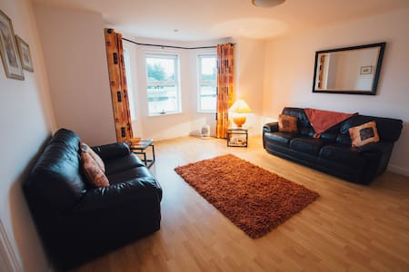 Beautiful North Coast Apartment with wifi - Coleraine