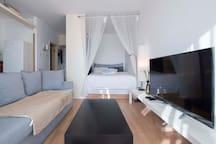 Leo's Super convenient apartment(ShuangJin)