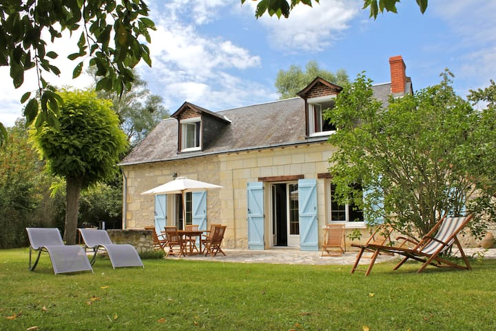 Country cottage - Loire Valley - Le Petit-Pressigny - Vacation home