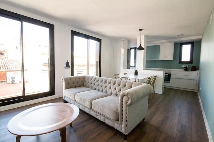 Apartamento de diseño en el centro de Reus 4-2