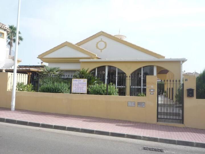 Ferienhaus Villa Palmera , Mazarron - Costa Calida