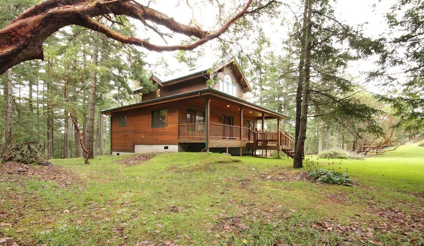 Charming, Comfortable, Cozy Home! - Friday Harbor - Casa