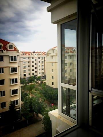 银滩跃层观海 - Weihai - Apartament