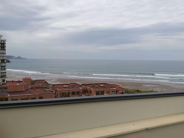 Playa de Salinas  a 50m
