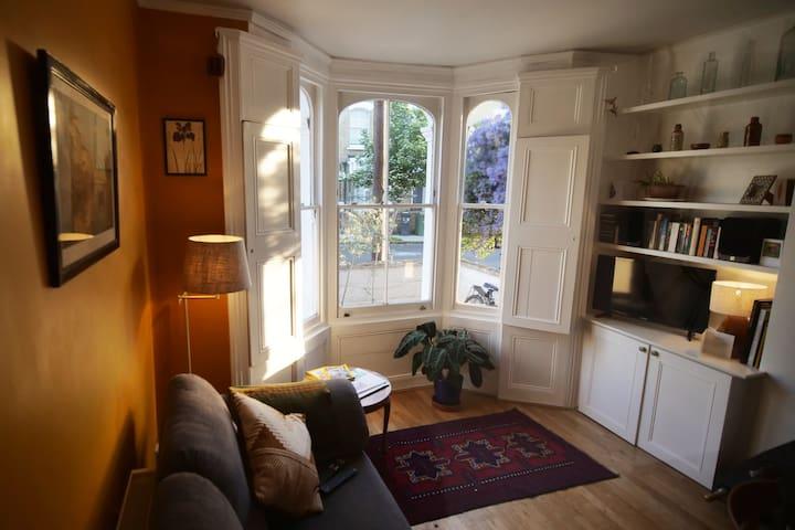 Beautiful 1 bedroom garden flat in Brixton