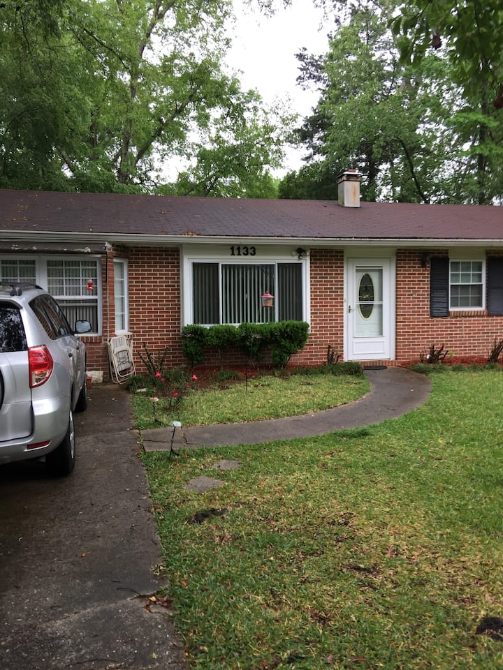 Convenient Tallahassee Home