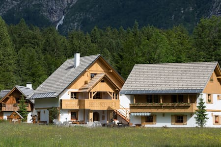 ALPIK - A4 - Two - Bedroom apartment - 4 Persons - Bohinj