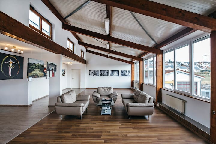 Stay in an Artist-Loft during Baselworld - Rümmingen