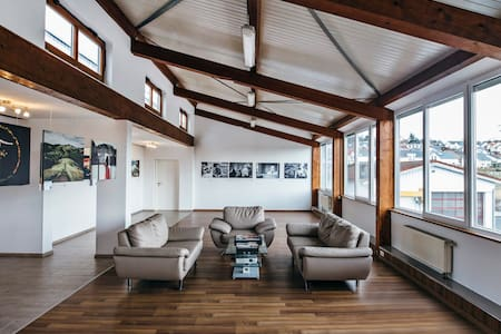 Stay in an Artist-Loft during Baselworld - Rümmingen - Loft