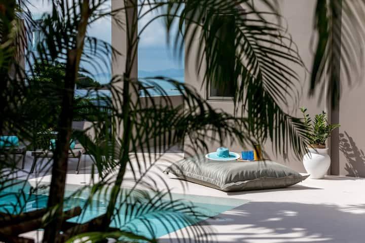 Baya Neya Sea View, Private Pool Bophut Koh Samui