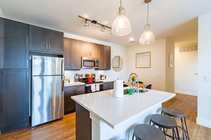 Stylish 1bd/1ba Apartment in NE Dallas