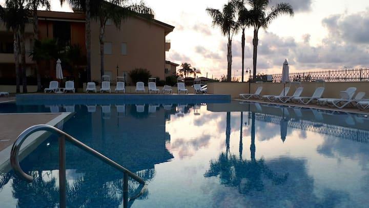 Sabbia di Marinella. 2-bedroom 2-bath apartment B5