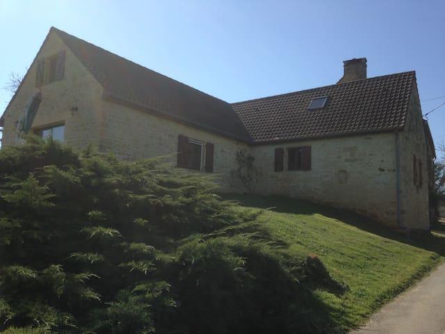 Gîte de Rouffiac - Saint-Cirq-Madelon - Casa