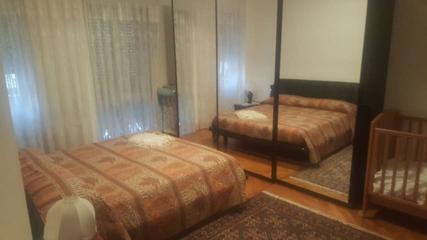 Quite and nice room - Terracina - Apartamento