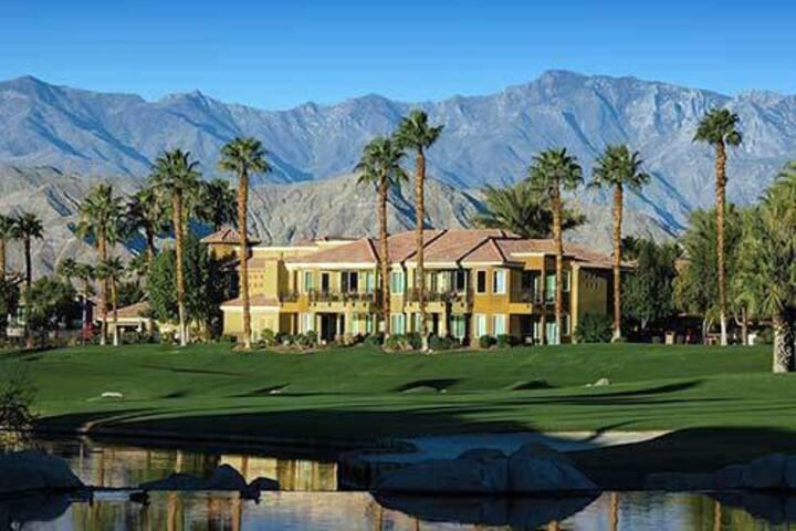 Studio at The Marriott's Desert Springs Villas
