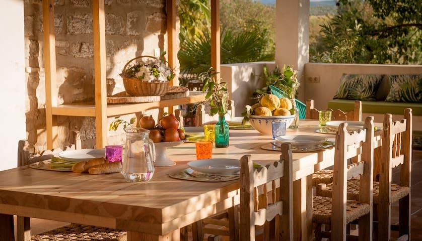 Andalusian cozy villa near Úbeda y Baeza.