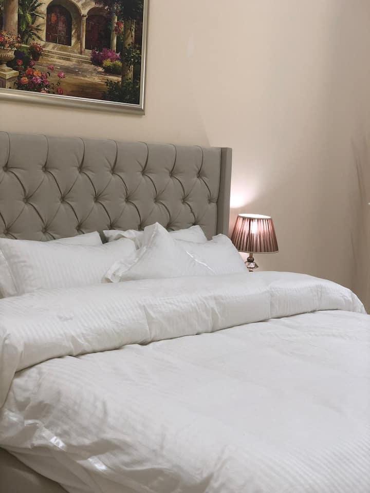 شقة من غرفة نوم