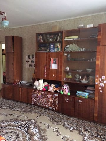 Excellent apartment for football fans