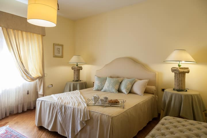 Relaxing rooms  in Olbia Costa Smeralda