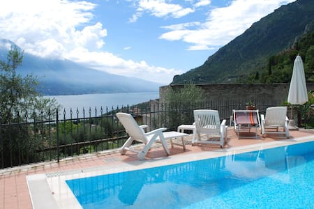 Double standard room in villa - Limone Sul Garda