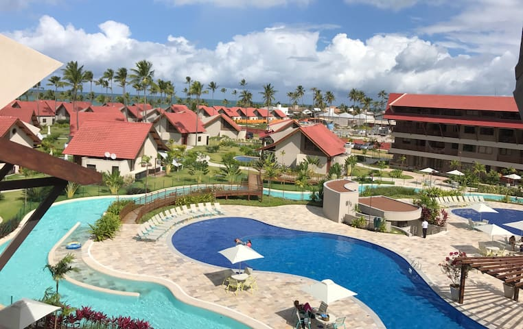 Flat Oka Beach Residence