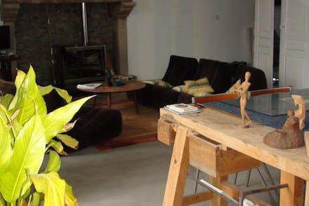 Chambre avec SDB dans appartement - Montfaucon-en-Velay