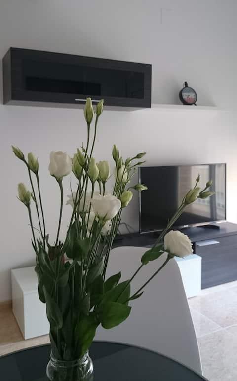 Beautiful apartment in the Ebro Delta