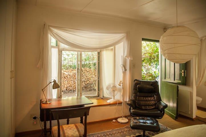 Garden cottage room #3.