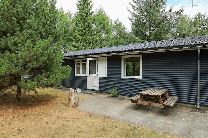 Comfortable Holiday Home with Barbecue in Hojslev