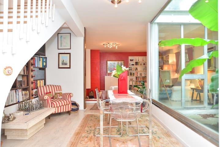 Delicious open space - Free WiFi - Rome - Apartment