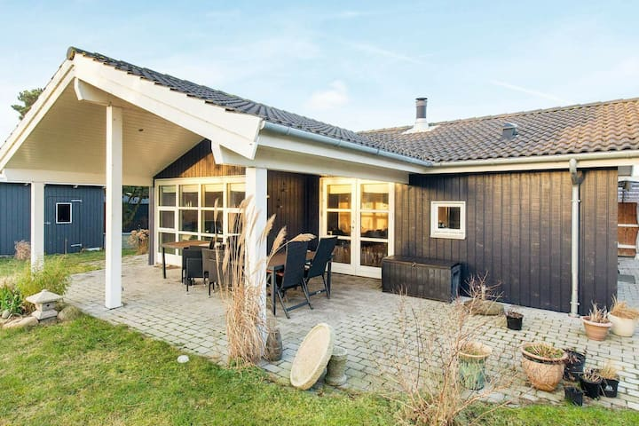 Amazing Holiday Home in Zealand Denmark with Terrace