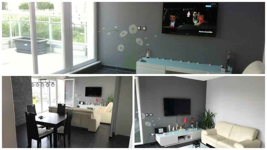 Appart 72m² moderne,neuf à Obernai - Obernai - Departamento