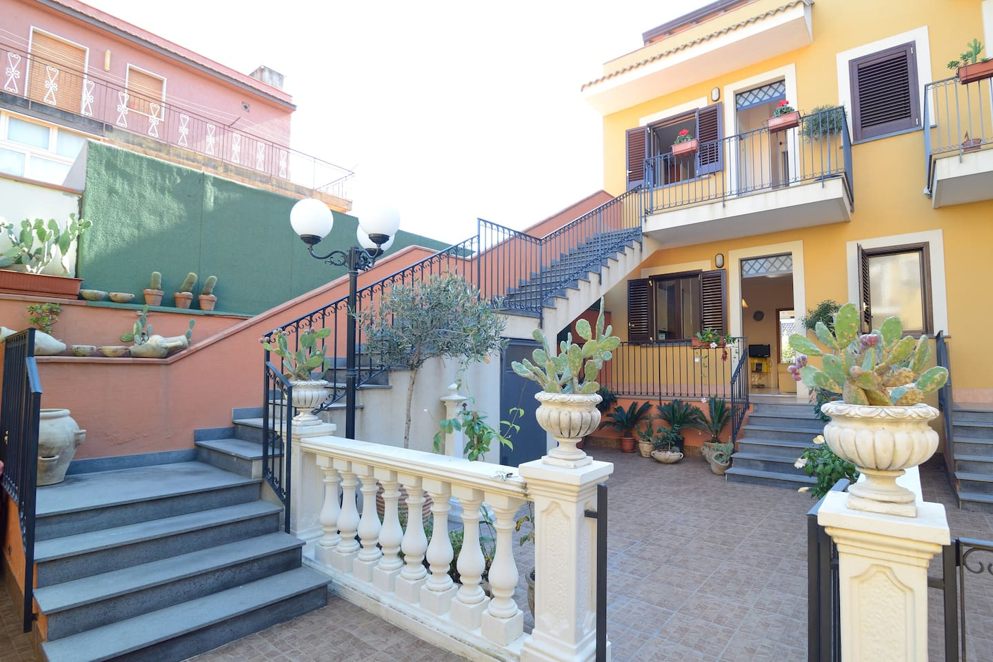 [Taormina] apartment first floor