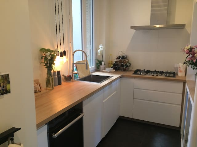 Charming apartment for 4 persons - near Paris - Enghien-les-Bains