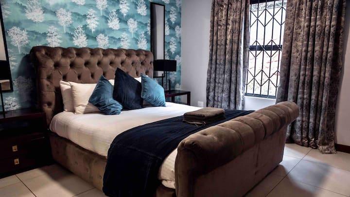 Luxurious two bedroom apartment in Pretoria