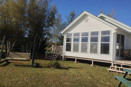 Waterfront cottage near Shediac, NB - Faház