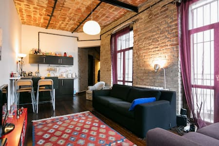 Cosy flat by the Tower w/ features - Beyoğlu