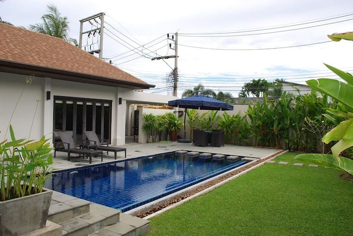 Pool villa 2 bedroom,Raiwai Saiyuen